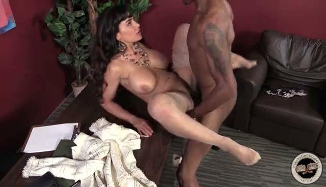 ebony slut loves anal sex video